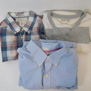 Other - 3 Men's Medium Shirts/Sweater CL3172 0420